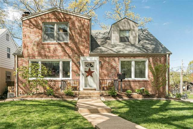 7901 Cornell Avenue, St Louis, MO 63130 (#21024044) :: Terry Gannon | Re/Max Results