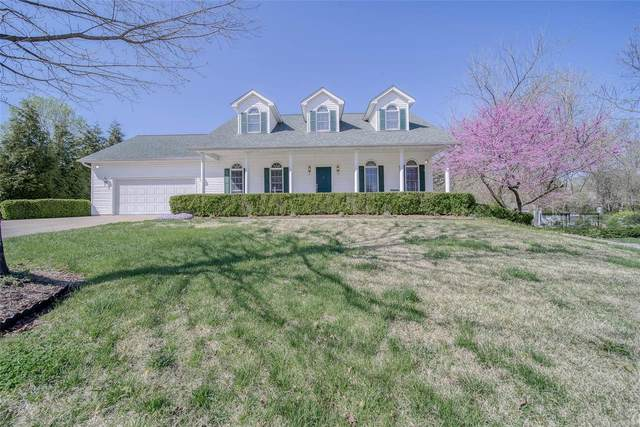 907 Winchester Drive, Rolla, MO 65401 (#21024048) :: St. Louis Finest Homes Realty Group
