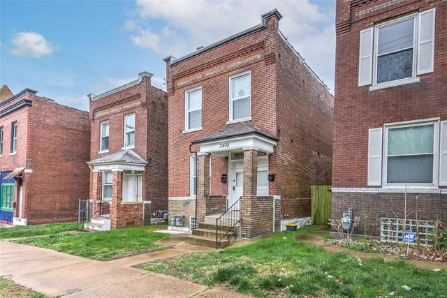 3408 Miami Street, St Louis, MO 63118 (#21024056) :: Terry Gannon | Re/Max Results