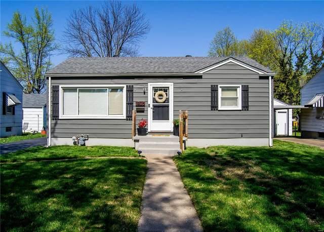 1705 Primrose Avenue, Granite City, IL 62040 (#21024074) :: Hartmann Realtors Inc.