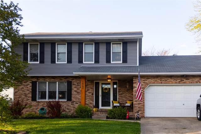 1842 Esic Drive, Edwardsville, IL 62025 (#21024075) :: Tarrant & Harman Real Estate and Auction Co.