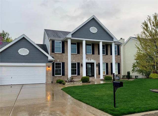 7487 Pierside Drive, Dardenne Prairie, MO 63368 (#21024085) :: PalmerHouse Properties LLC