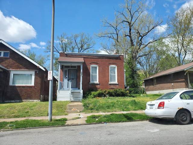 5441 Gilmore Avenue, St Louis, MO 63120 (#21024086) :: Parson Realty Group