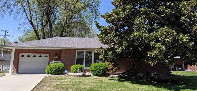 17 Cambridge Drive, Granite City, IL 62040 (#21024087) :: Hartmann Realtors Inc.