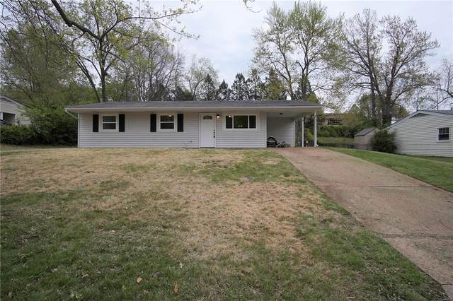 324 Spring Meadows Drive, Manchester, MO 63011 (#21024102) :: Parson Realty Group