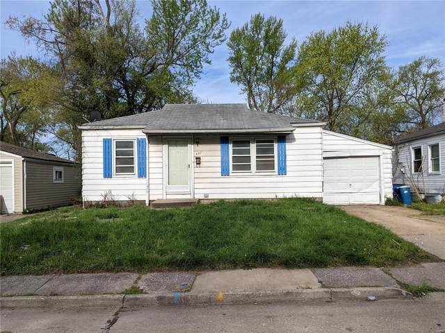457 Plaza Avenue, St Louis, MO 63135 (#21024103) :: Parson Realty Group