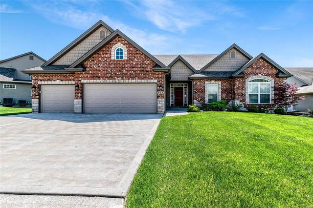 523 Auburn Trace Lane, Saint Peters, MO 63376 (#21024120) :: Parson Realty Group