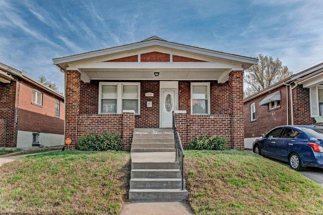 4719 Carter Avenue, St Louis, MO 63115 (#21024128) :: Parson Realty Group