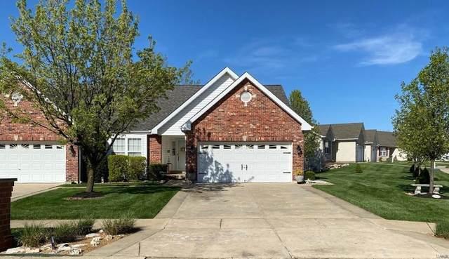 3810 Rocky Mound Drive, Wentzville, MO 63385 (#21024142) :: PalmerHouse Properties LLC