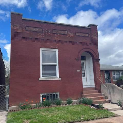 3829 California Avenue, St Louis, MO 63118 (#21024144) :: Clarity Street Realty