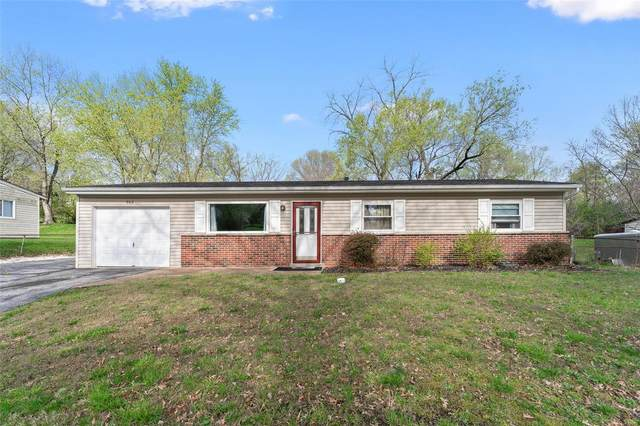 245 Ries, Ballwin, MO 63021 (#21024171) :: Parson Realty Group