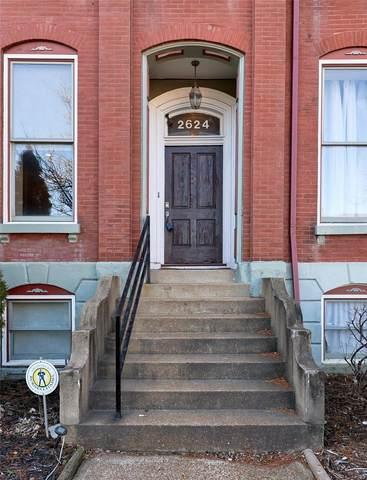 2624 Lafayette Avenue, St Louis, MO 63104 (#21024173) :: Clarity Street Realty