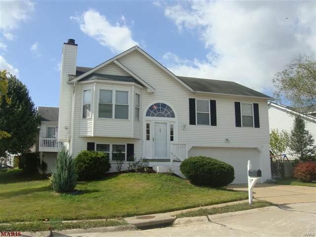 104 Rutherglen, Valley Park, MO 63088 (#21024184) :: PalmerHouse Properties LLC