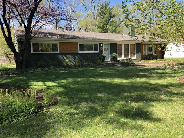431 Wenneker Drive, Ladue, MO 63124 (#21024251) :: Parson Realty Group
