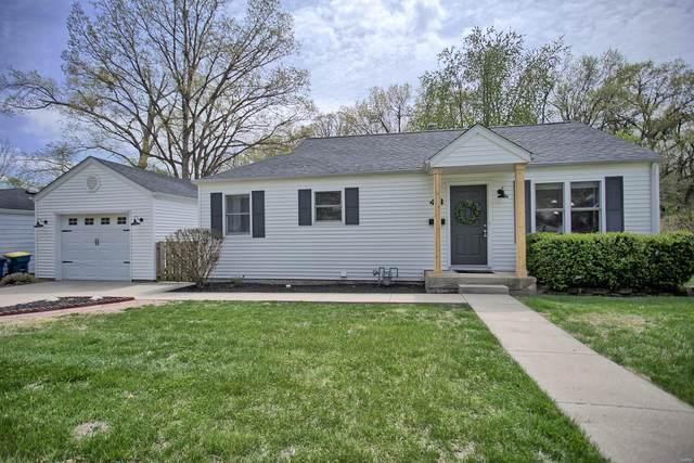 48 Halleck Avenue, Edwardsville, IL 62025 (#21024254) :: Blasingame Group | Keller Williams Marquee