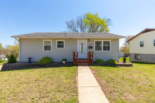 407 N 8th, De Soto, MO 63020 (#21024262) :: Clarity Street Realty