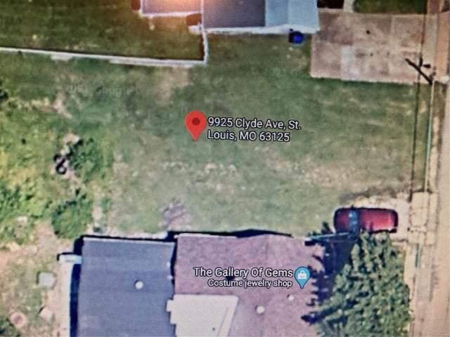 9925 Clyde Avenue, St Louis, MO 63125 (#21024290) :: Hartmann Realtors Inc.