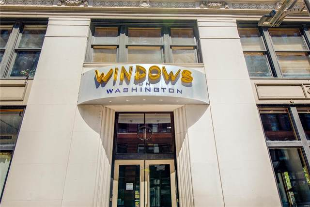 1601 Washington Avenue #33, St Louis, MO 63103 (#21024298) :: Clarity Street Realty