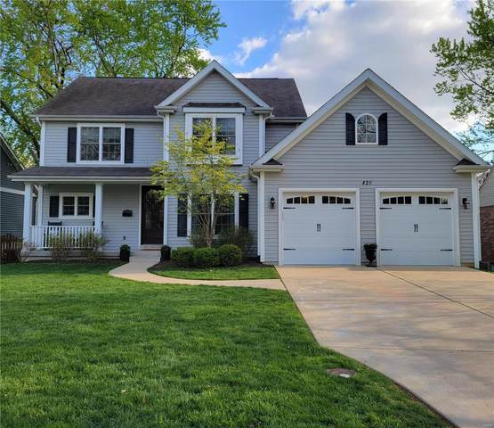 420 Bogey Lane, Kirkwood, MO 63122 (#21024319) :: Terry Gannon | Re/Max Results