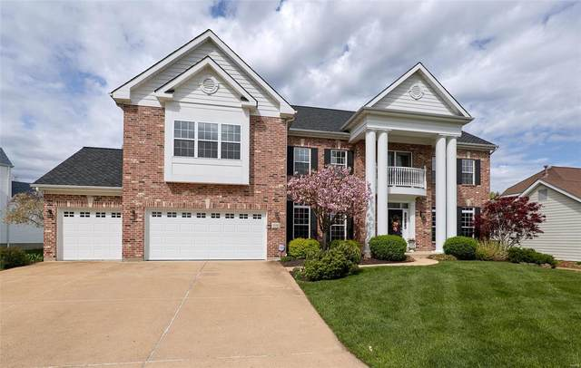 1541 Suzanne Ridge Court, Wildwood, MO 63038 (#21024320) :: Parson Realty Group