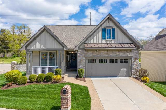 54 Sag Harbor Court, Saint Charles, MO 63303 (#21024327) :: Terry Gannon | Re/Max Results