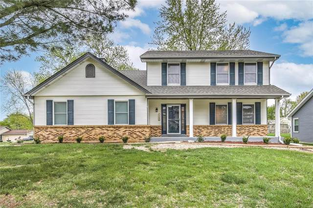 639 Country Lake Drive, Saint Charles, MO 63376 (#21024342) :: PalmerHouse Properties LLC