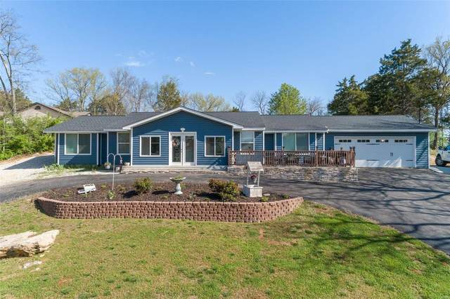 1021 Fond Du Lac Court, Fenton, MO 63026 (#21024375) :: PalmerHouse Properties LLC