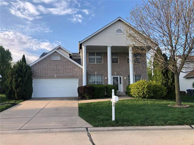 7405 Little Oaks Drive, O'Fallon, MO 63368 (#21024386) :: Parson Realty Group
