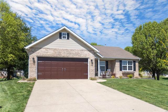 206 Kenrick Drive, Columbia, IL 62236 (#21024413) :: Terry Gannon | Re/Max Results