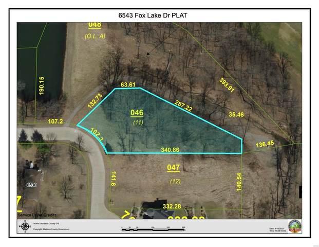 6543 Fox Lake Drive, Edwardsville, IL 62025 (MLS #21024427) :: Century 21 Prestige