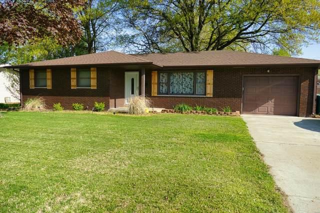 2347 Emert Avenue, Granite City, IL 62040 (#21024432) :: Jeremy Schneider Real Estate