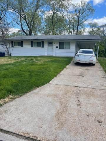 10106 Saffron Drive, Dellwood, MO 63136 (#21024452) :: Clarity Street Realty