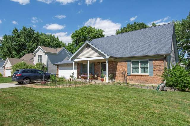 2914 Gill Avenue, Maryland Heights, MO 63043 (#21024453) :: St. Louis Finest Homes Realty Group