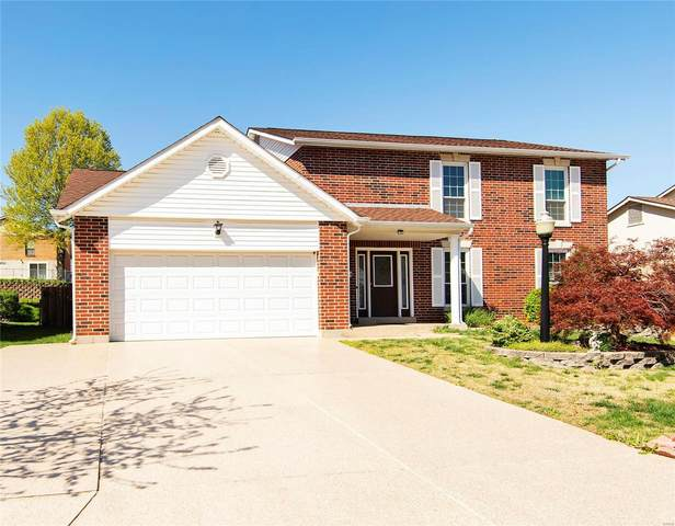 66 Wampler Drive, Arnold, MO 63010 (#21024457) :: Parson Realty Group