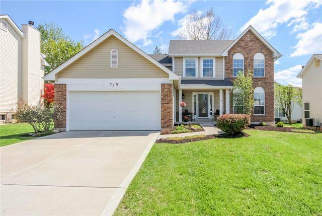 719 Falcon Hill Trail, O'Fallon, MO 63368 (#21024458) :: Parson Realty Group