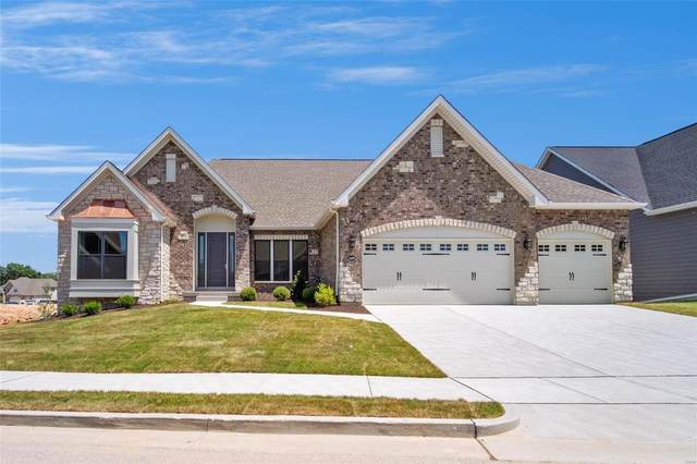 2480 Bright Leaf Court, Wildwood, MO 63011 (#21024464) :: Clarity Street Realty
