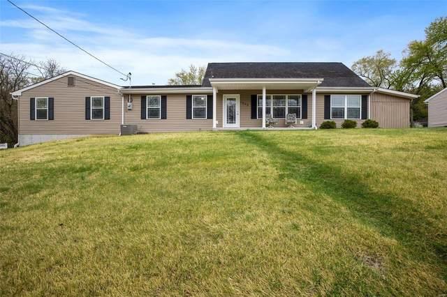1002 Clark Drive, Fenton, MO 63026 (#21024467) :: PalmerHouse Properties LLC