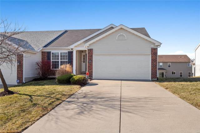 493 Angelique Place, Saint Charles, MO 63303 (#21024472) :: Peter Lu Team