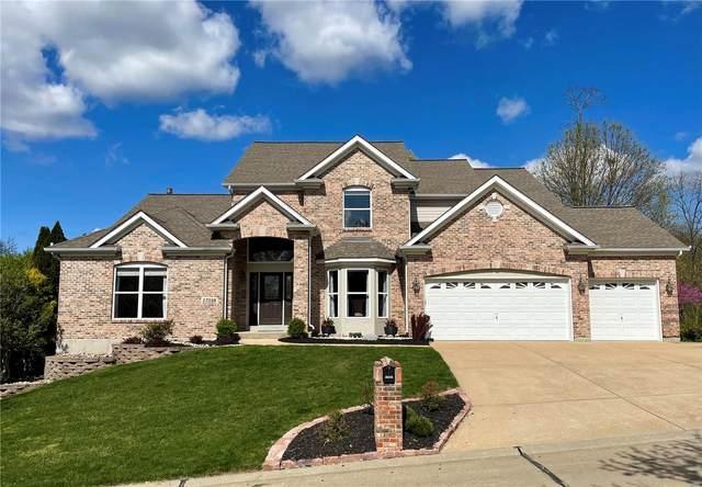 17549 Garden Ridge Circle, Wildwood, MO 63038 (#21024504) :: Kelly Hager Group | TdD Premier Real Estate