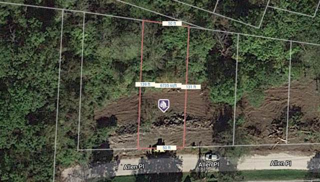 0 Lot 2 Allen Place, De Soto, MO 63020 (#21024521) :: Clarity Street Realty