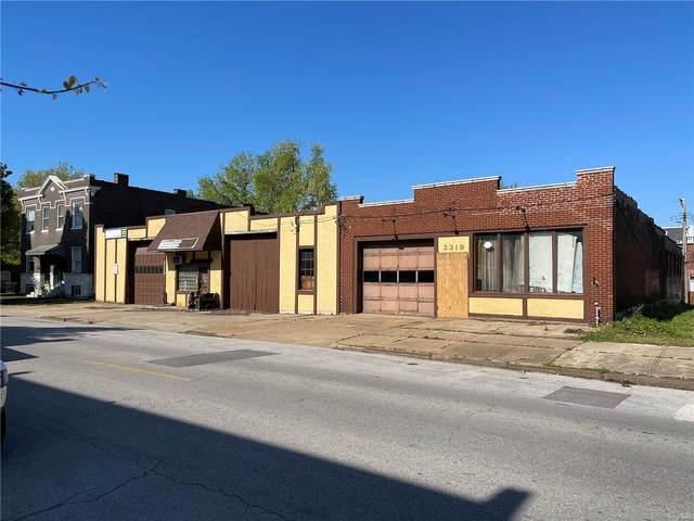3319 Lemp Avenue, St Louis, MO 63118 (#21024529) :: Palmer House Realty LLC