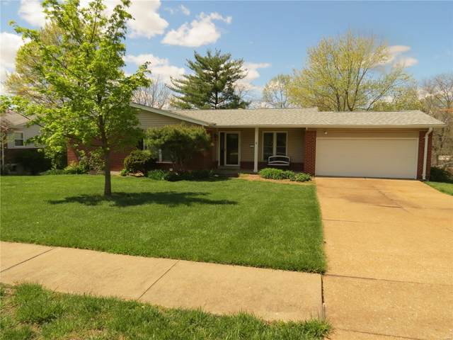 126 Timka Drive, Ballwin, MO 63011 (#21024543) :: St. Louis Finest Homes Realty Group