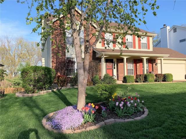 7325 Watsons Parish Drive, O'Fallon, MO 63368 (#21024556) :: Clarity Street Realty