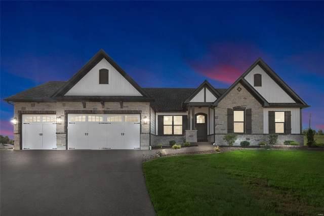 503 Stonewolf Creek Drive, Wentzville, MO 63385 (#21024559) :: Clarity Street Realty