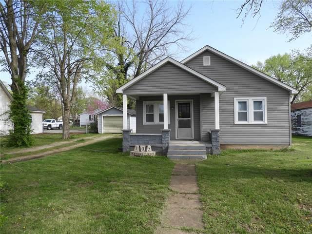 705 Kansas Street, Farmington, MO 63640 (#21024560) :: Clarity Street Realty