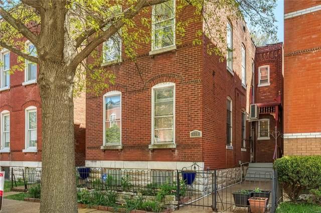 3320 Illinois Avenue, St Louis, MO 63118 (#21024563) :: Clarity Street Realty