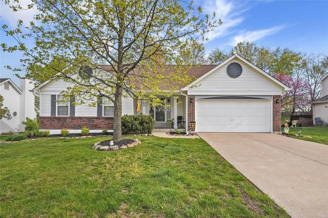11 Jay Dee Court, Dardenne Prairie, MO 63368 (#21024565) :: St. Louis Finest Homes Realty Group