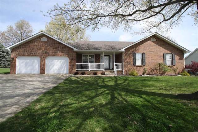 214 Michael Place, Jerseyville, IL 62052 (#21024570) :: Clarity Street Realty