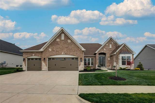 2453 August Grove Court, Wildwood, MO 63011 (#21024571) :: Parson Realty Group