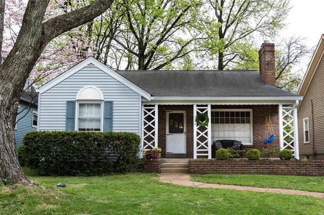 706 Landscape Avenue, Webster Groves, MO 63119 (#21024573) :: Clarity Street Realty